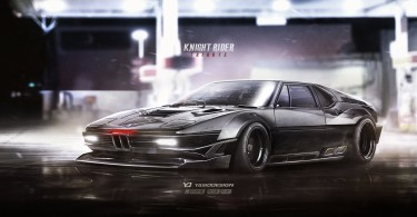 knight_rider_tribute_bmw_m1_procar_kitt_by_yasiddesign-d968gk3