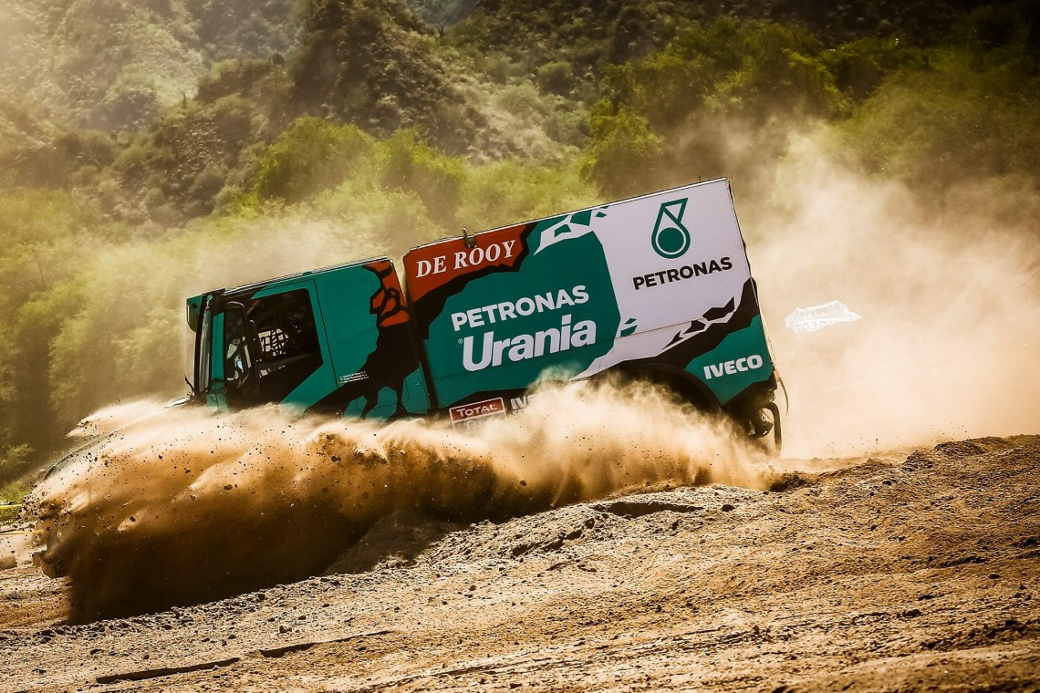 DAKAR RALLY 2016 - DAY 10- 12012016 ASO A VIALATTE