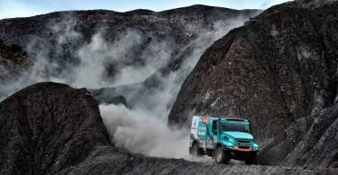 Stage 5, Jujuy - Uyuni, from January 7, 2016 , Argentina - Photo DPPI