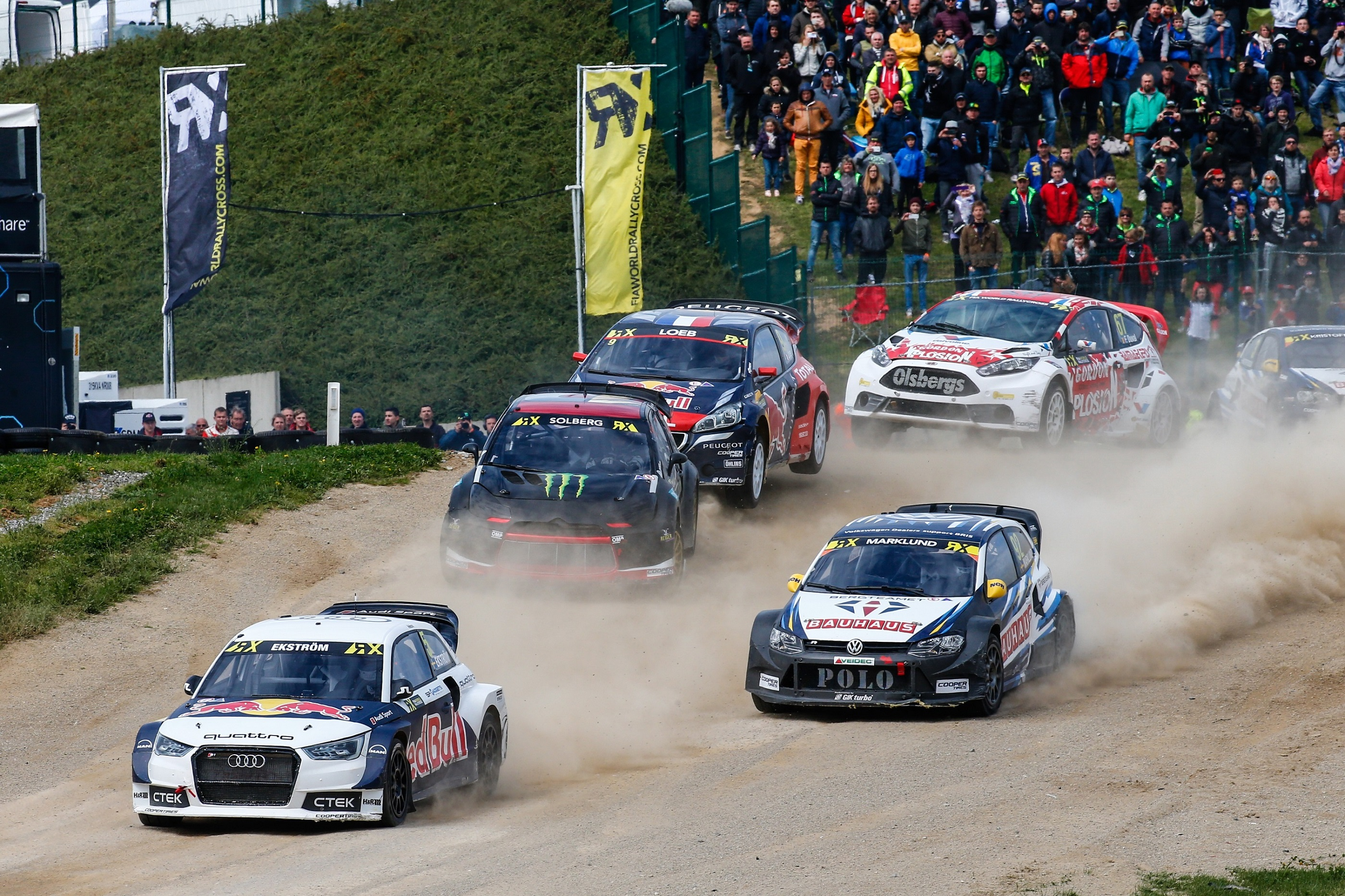 2016 FIA World Rallycross Championship / Round 03, Mettet, Belgium / May 14 - 15 2016 // Worldwide Copyright: IMG/McKlein