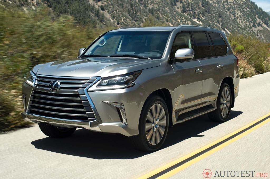 2016-Lexus-LX-570-front-three-quarter-in-motion1