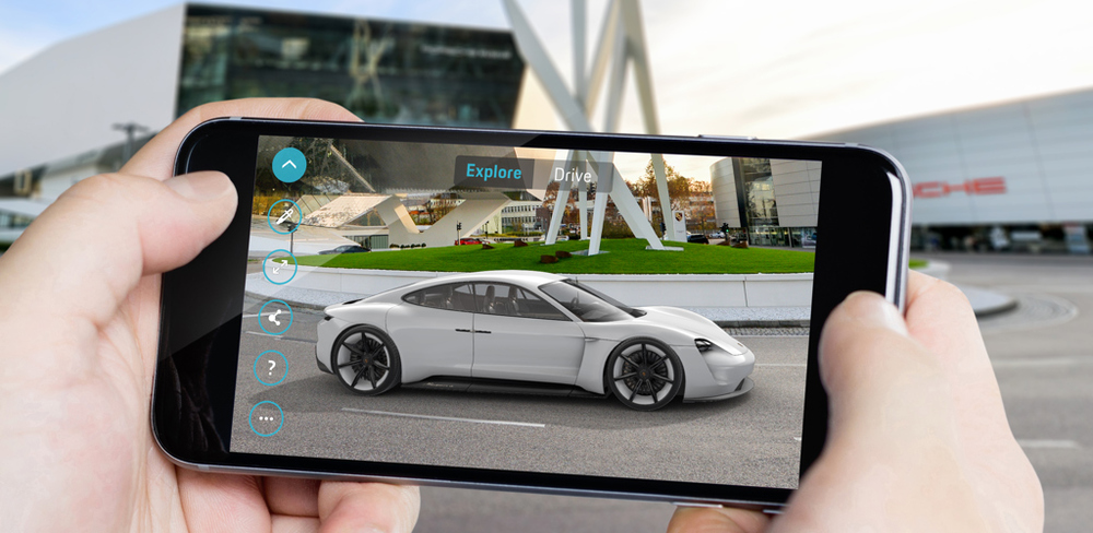 Porsche Mission E Augmented Reality App (1)