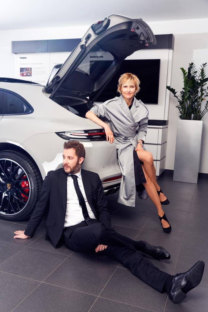 Ингеборга Дапкунайте и Александр и Цыпкин – новые партнёры бренда Porsche в России_2