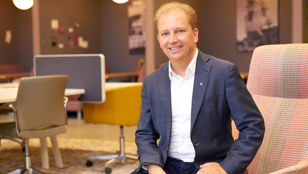 Thilo Koslowski, CEO Porsche Digital