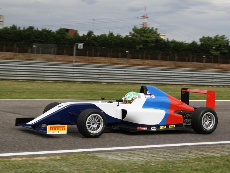 Leonardo Pulcini (SMP Racing by Euronova, Tatuus F4 T014 Abarth #4)
